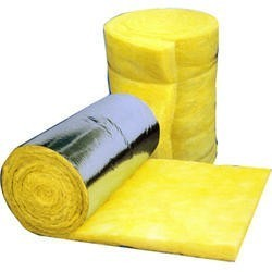 Glasswool foil